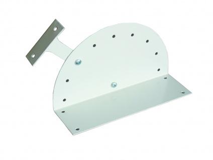 Montagebügel für Vitalheizung Industriestrahler (HVHS+) pulverbeschichtet