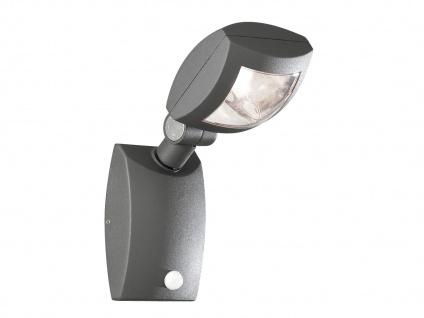 Außenwandleuchte LATINA Bewegungsmelder IP54, 3W LED, 350Lm 7937-370 - Vorschau 2