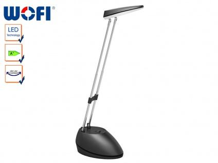 LED Schreibtischlampe schwarz, schwenkbar, Tischleuchte Lampe Schreibtisch Wofi