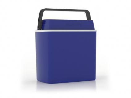 Mobile Thermoelektrische 22 Liter Kühlbox elektrisch 12V für Auto & Camping - Vorschau 2