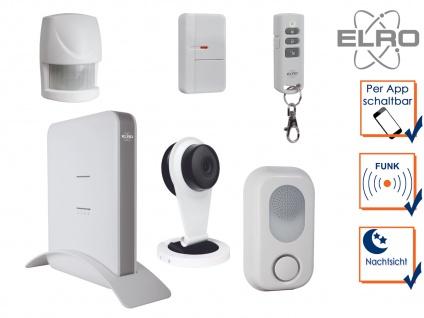 smart home alarmanlage einfamilienhaus berwachungskamera. Black Bedroom Furniture Sets. Home Design Ideas