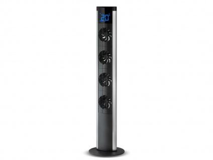 Oszillierender Design Turmventilator mit Fernbedienung für Schlafzimmer / Büro