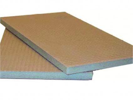 Fußboden-Isolierung 10mm f. Fußbodenheizung / Heizmatten, Vitalheizung