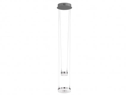 Höhenverstellbare LED Pendelleuchte dimmbar 8, 5W Ø18cm Esstischlampe Bürolampe