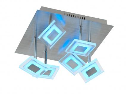 LED Deckenleuchte MEGAN, Fernbedienung Farbwechsel Dimmer, LED Deckenlampe - Vorschau 4