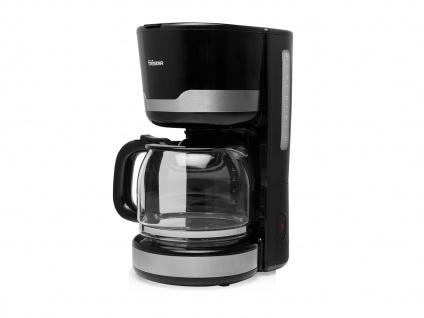 Praktische Kaffeemaschine für 10-12 Tassen inklusive 1, 25 Liter Glaskanne - Vorschau 3
