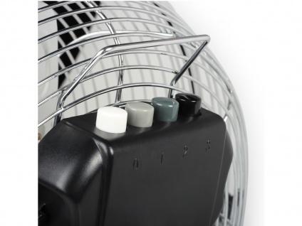 Leiser Bodenventilator Ø 30cm Zimmerventilator Winderzeuger Camping Tischlüfter - Vorschau 3