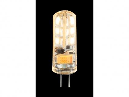 Niedervolt LED Leuchtmittel 1, 5 Watt warmweiß, Stiftform für G4 Fassungen 12Volt