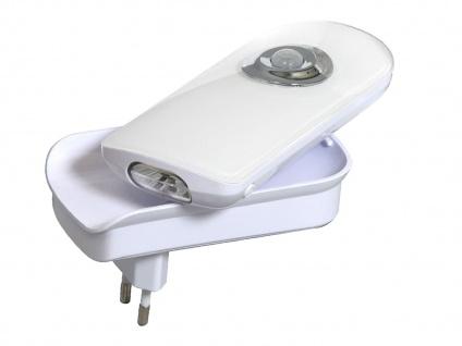 LED Nachtlicht, Bewegungsmelder, als Taschenlampe verwendb., Notlicht