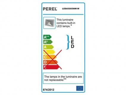 2er Set 50W LED Arbeitsleuchten Strahler weiß, Flutlicht Scheinwerfer Flutlicht - Vorschau 4