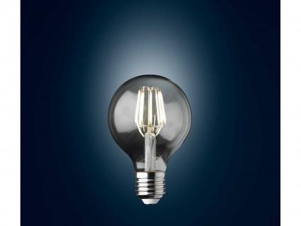 Filament LED dimmbar E27 Leuchtmittel Vintage Klares Glas 7 Watt 806 Lumen 2700K - Vorschau 1