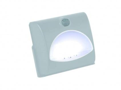 LED Treppenlicht mit Bewegungsmelder batteriebetrieben Lampe Treppenaufgang