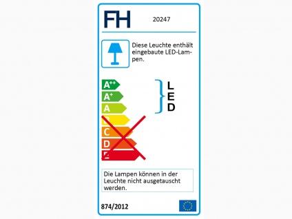 LED Innenleuchten 2er SET fürs Badezimmer, runde IP44 Deckenlampen, dimmbar, matt - Vorschau 3