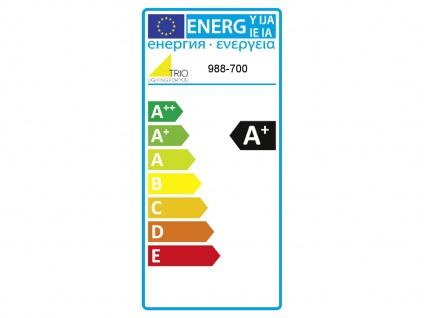 LED Leuchtmittel E27 Fassung, 7W, 560lm & 3000K in Warmweiß, Glas tropfenförmig - Vorschau 4