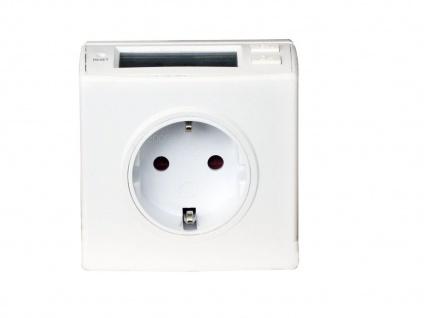 Energieverbrauchsmonitor Plug & Play, erhöhter Berührungsschutz, GAO