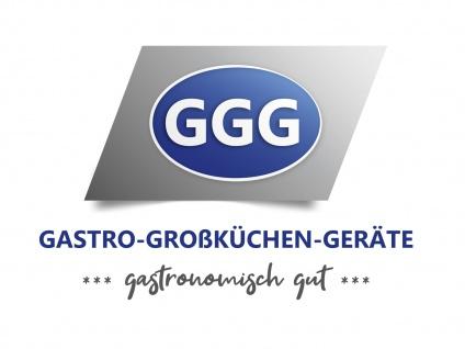 Gastro Doppel Fritteuse 2x 10L Ablasshahn, Elektro Edelstahl Fritteuse Friteuse - Vorschau 3