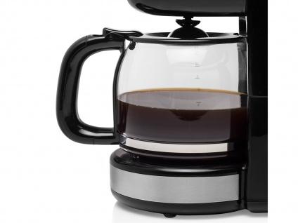 Praktische Kaffeemaschine für 10-12 Tassen inklusive 1, 25 Liter Glaskanne - Vorschau 4