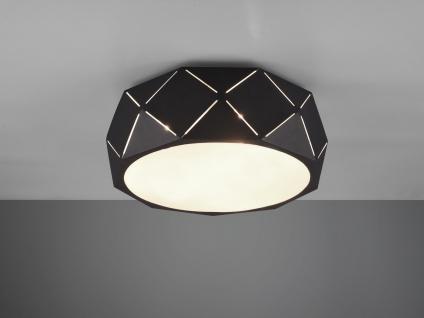 Coole Lampen in geometrischen formen ausgefallene Deckenleuchte für Jugendzimmer