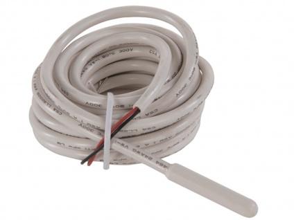 Vitalheizung Set: Thermostat / Funk Raumthermostat, Empfänger, Fußbodenfühler - Vorschau 5