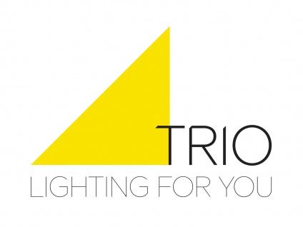 TRIO Design Stehleuchte Lampenschirm Stoff rund weiß H. 160cm E27 - Flurlampen - Vorschau 5