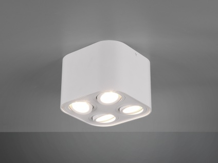 Schwenkbare LED Deckenaufbaustrahler Küchendeckenlampen Spots für über Kochinsel