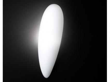 Moderne Wandleuchte, Glas in Tropfenform, 44x13cm, Trio-Leuchten - Vorschau 4