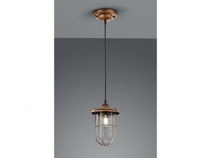 LED Hängelampe Industrial Style Esstischlampe über Kochinsel Galerie Schifflampe - Vorschau 1