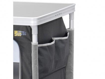 OUTDOOR Campingschrank faltbar mobil Camping Küchenschrank Küchenblock Küchenbox - Vorschau 3