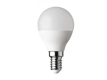 LED Leuchtmittel 3 Watt für E14 Fassung 250 Lumen 3000 Kelvin A+ Ø4, 5cm Höhe 8cm