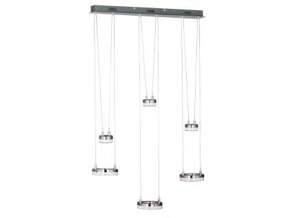 Höhenverstellbare LED Pendelleuchte dimmbar Breite 75cm Esstischlampe Bürolampe