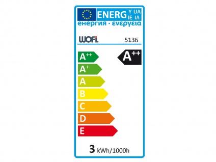 Sturmkerze Filament LED dimmbar E14 Leuchtmittel Vintage für Kronleuchter 3 Watt - Vorschau 4
