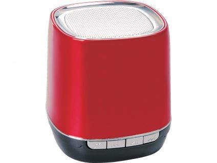 Portable Mini Bluetooth Lautsprecher mit Freisprecheinrichtung LED Anzeige + USB