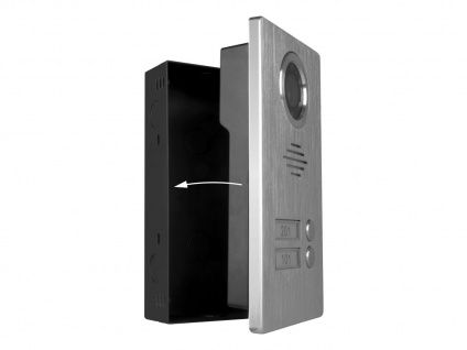 Unterputz Montage Box für ELRO Videosprechanlagen DV477W & DV477W2 - Türklingel