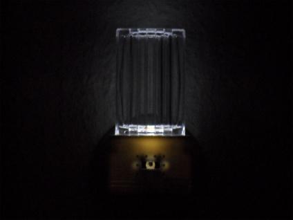 LED Nachtlicht mit Dämmerungsauotmatik, weiß Nachtlampe Kinderzimmer *NEU* - Vorschau 5