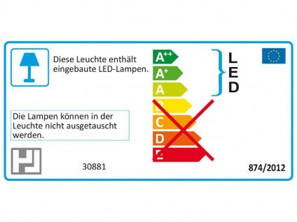 2er Set LED Leseleuchten Wandleuchte flexibel, Wandlampe mit Schalter, Leselampe - Vorschau 2