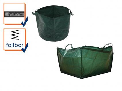 Gartenabfallsack Set mit Griffen von Toolland, Kapazität 65 L und 190L