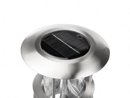 LED Solar-Wegeleuchte aus Edelstahl mit PIR-Bewegungssensor 110° x 8 Meter - Vorschau 5
