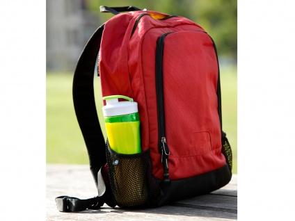 DOMO 3er-Set Ersatzflaschen für Smoothie Maker Mixer 0, 3L rot-orange-grün - Vorschau 5