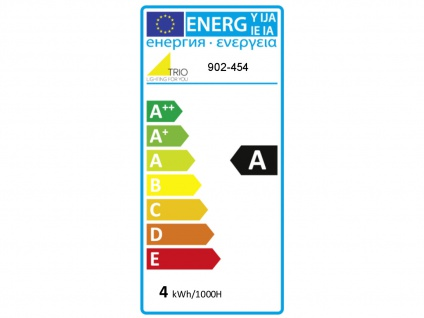 Filament LED Leuchtmittel Diamant rauchfarbig E27 4 Watt 100 Lumen Warmweiß - Vorschau 2
