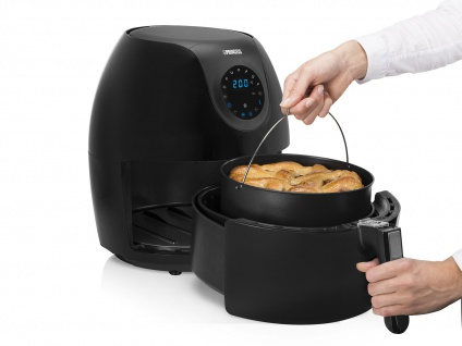 PRINCESS Digitale Heißluftfritteuse 5, 2Ltr. Frittieren ohne Öl mit XXL Fritöse - Vorschau 5