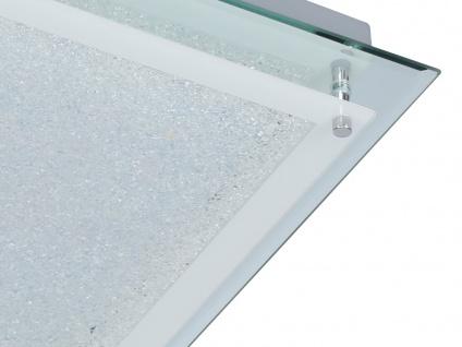 2er Set LED Deckenleuchte MORA, Chrom, LED Deckenlampen Deckenleuchte - Vorschau 3