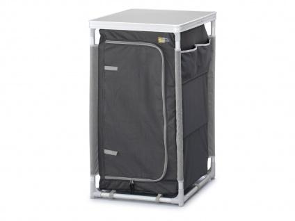 OUTDOOR Campingschrank faltbar mobil Camping Küchenschrank Küchenblock Küchenbox - Vorschau 2