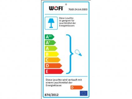 Deckenstrahler 4-flammig, inkl. Leuchtmittel, Wofi-Leuchten - Vorschau 3