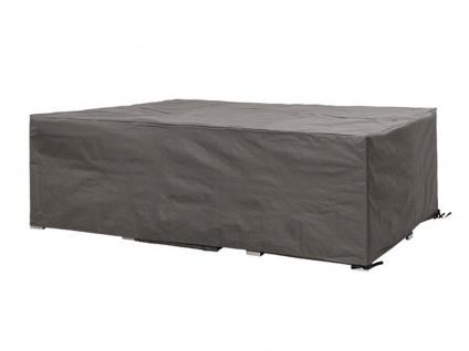 Schutzhülle Abdeckung für Loungemöbel, 250x250cm, Abdeckplane Lounge Garten - Vorschau 2