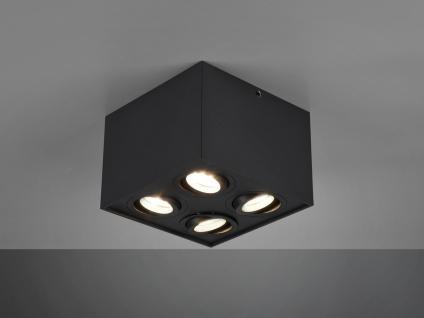Mehrflammige Deckenlampen, Küchenstrahler für über Kochinsel, Spotleuchten eckig