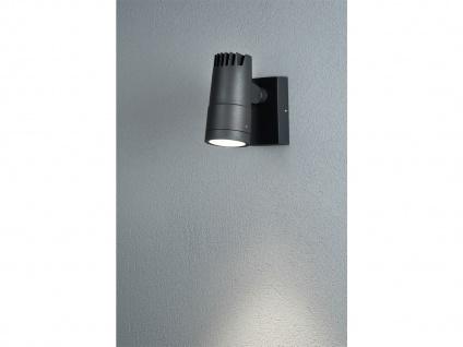 LED Erdspießleuchte Pflanzstrahler Bodenspieß Gartenlampe mit Stromanschluß IP54