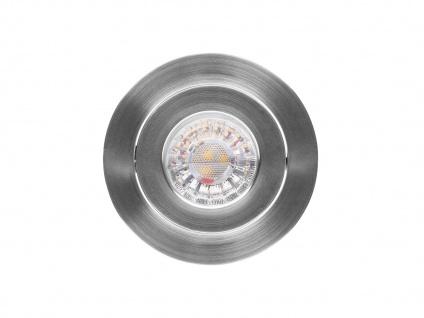 4 LED Einbaustrahler 4, 5W Spot schwenkbar, dimmbar, Deckenstrahler Einbauleuchte - Vorschau 5