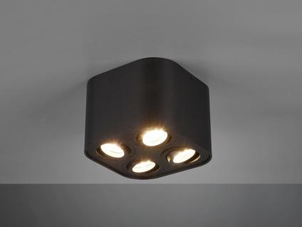 LED Deckenaufbaustrahler Küchendeckenlampen, Spots schwenkbar für über Kochinsel