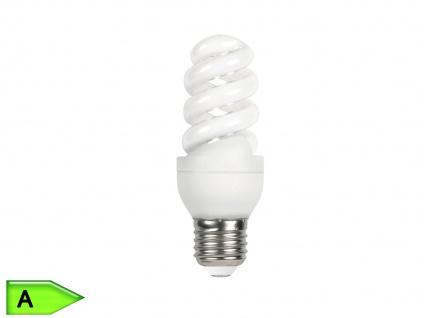 Energiesparleuchtmittel Spirale 11W warmweiß, E27, XQ-Lite