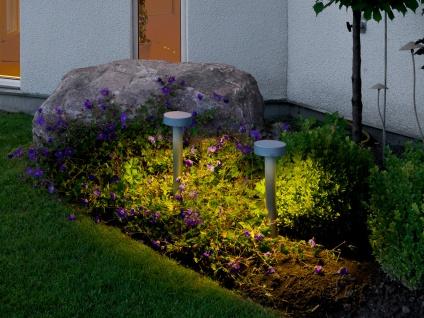 2 Stk LED Wegeleuchte Sockelleuchte PESARO 50cm, Beleuchtung Garten Eingang - Vorschau 5